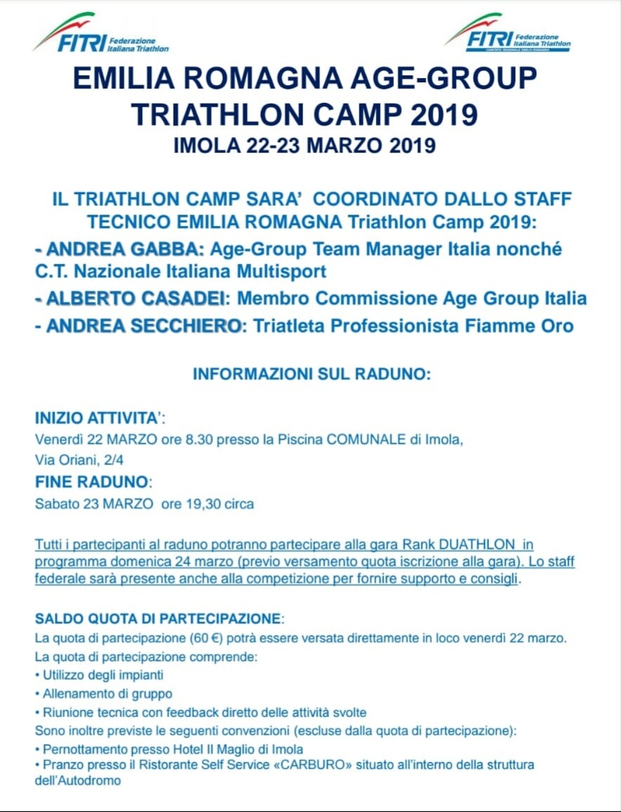TriathlonCamp 2019 2